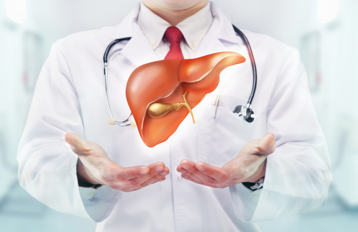 liver defects and SMA
