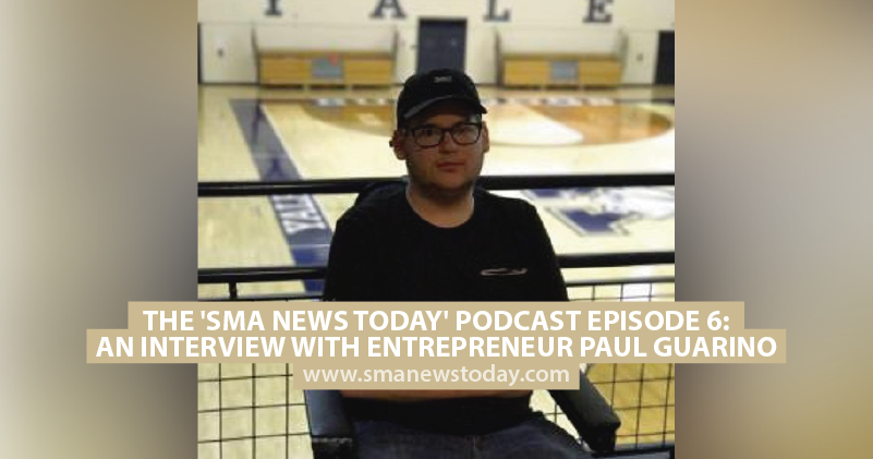 The SMA News Today Podcast Episode 6 An Interview With