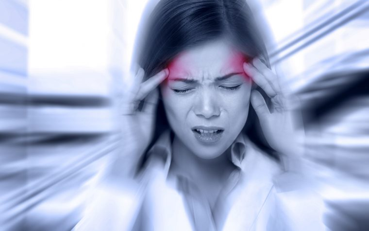 persistent headaches