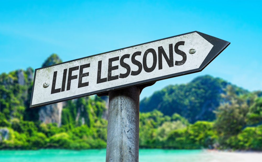 life lessons, rest