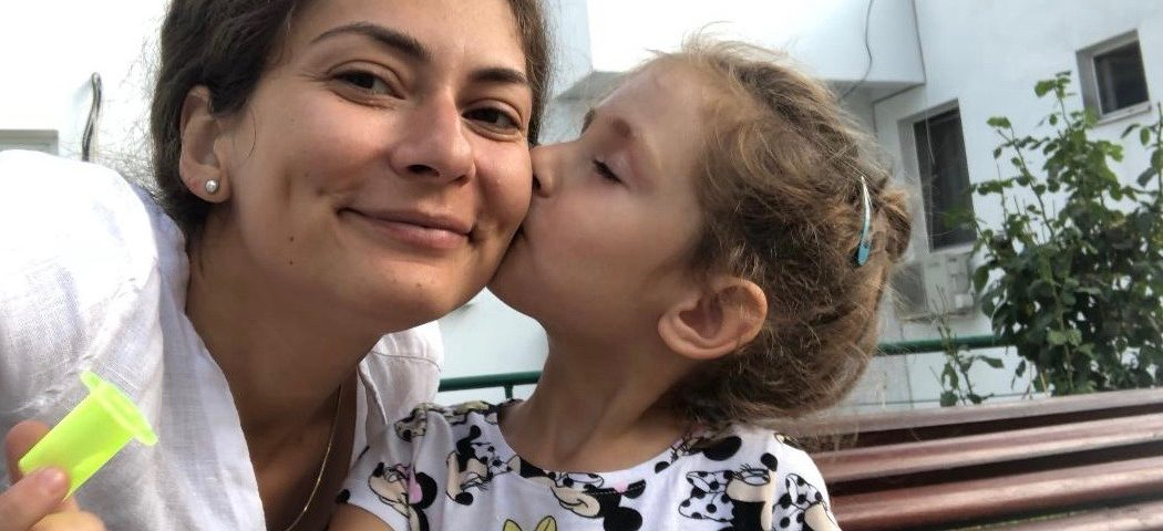 Romanian Mom Leads Nationwide Effort to Get Spinraza Funded for Daughter and All SMA Patients