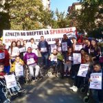 SMA protest in Romania