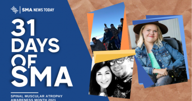 31 Days of SMA | SMA News Today | Reader submissions | 31 Days of SMA graphic