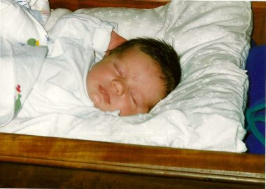 Heart Day | SMA News Today | Photo of baby Jeffrey.