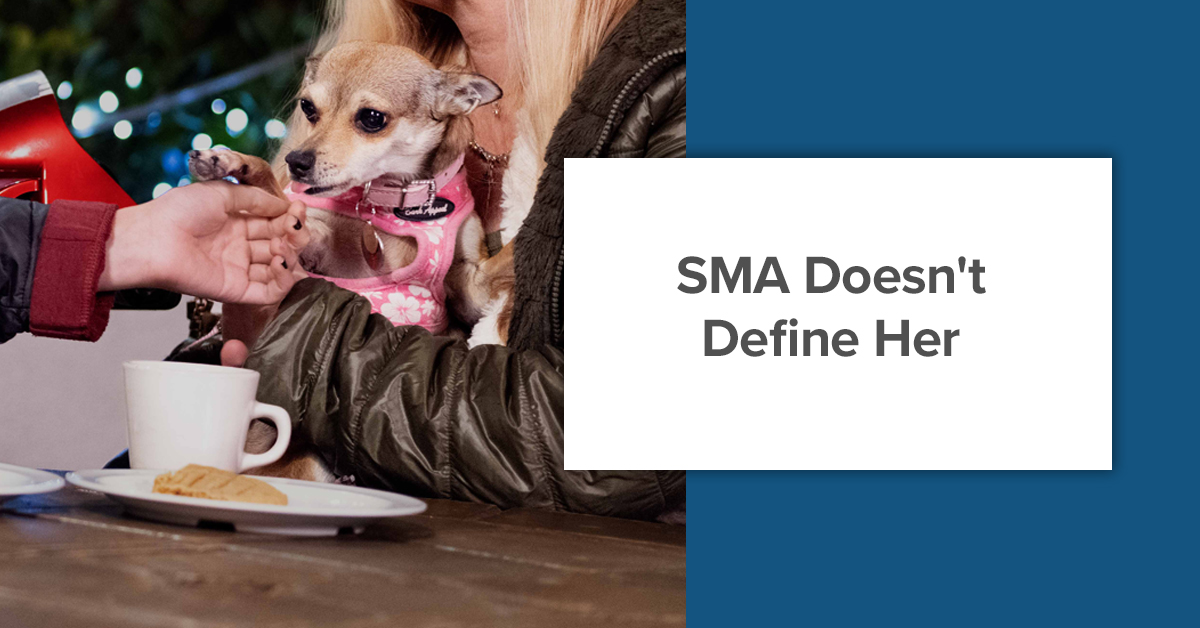 SMA Doesn't Define Her Article Banner