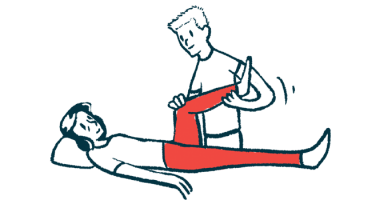 SMA muscle strength | SMA News Today | physical therapy illustration